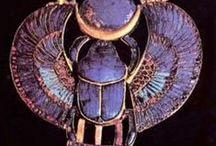 Egyptian Jewelry / Египетские ювелирные украшения