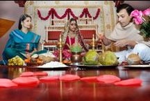 Connecticut Valley Hindu Ceremony / http://www.dellabellaphotography.com