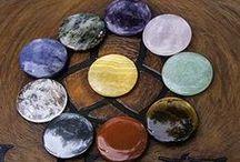 Meditation, chakras and stones / Медитация, чакры и камни