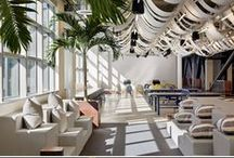 A Crafted Environment / A peek inside contemporary workplace life