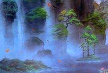 Gloríous Landscapes / by Navarone Ron