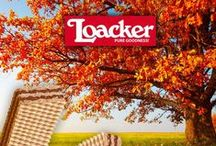 Fall in Love with Fall Foods / A mix of Autumn dishes & sweet treats. / by Loacker USA