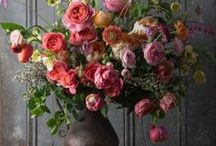 Inspirational Wedding Flowers / See inspirational bouquets, buttonholes, garlands and arrangements.  http://www.yorkshiredalesflowers.co.uk/