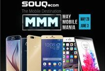 MMM مهرجان موبايلات مايو / May Mobile Mania is Here! Exclusive Mobiles & Lowest Prices. Hurry, Shop Now #MobileMania مهرجان موبايلات مايو بدأ! موبايلات حصرية وأقل الأسعار. سارع واغتنم الفرصة الآن #مهرجان_الموبايلات    CLICK HERE ➜ ➜ ➜ http://souq.social/Mobiles_Mania_31May