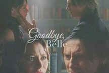 RumBelle - Once Upon a Time / #Once Upon a Time #Beauty and the Beast #Rumpelstiltskin/Mr Gold & Belle