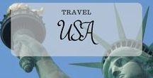 >> USA / USA / Backpacking / Road Trip / Maine / California / New York / Mississippi / Camp America / Solo Travel / Boston / Washington / National Parks