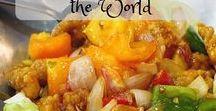 >> Food around the World