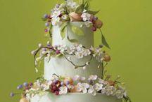 cake decorating/fondant / by Alexis Hendrix Jackson