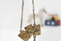 Jewelry for gamblers