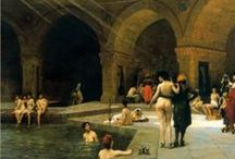 Art-Jean-Léon Gerome / Academic Art / by Jacques Cordier