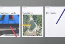 - graphic design visual identity - / report inspiration
