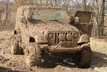 Off-Roading Jeeps / The opportunities are endless, and the adventure is up to you... Come check out our Jeep selection: http://bit.ly/1AodZD7