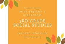 Social Studies 3rd Grade / Find free products, priced products, sale announcements, and articles posted on the blogs created by teacher-sellers at Teachers Pay Teachers and on teacher websites. Email me at missstetsonclassroom@gmail.com if you would like to join the TpT Pinterest Collaborative Boards. Feel free to post up to three blog pins per day.