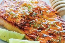 Recipes - Salmon & Seafood