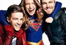 Arrow, Flash, Supergirl and DC Legends of tomorrow / DC Shows (Arrow, Flash, Supergirl and DC Legends of Tomorrow).