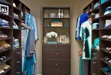 Closet / With a place for everything and everything in its place, it's a delight to start every day here.