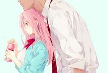 Anime Couples  <3 *.*