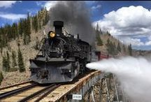 East-West Rail Tours / Images of destinations, displays, rolling stock, and scenes to be found on the many rail tours offered by East-West Global Travel & Tours.