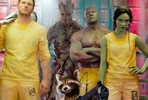 Guardians of the Galaxy / Marvel Guardian's of the Galaxy