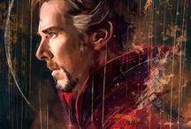 Doctor Strange / Marvel Doctor Strange