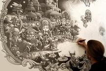 Wall / by Marco de Vecchi