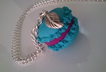 Bijoux Fimo - Colliers / Fimo bijoux colliers