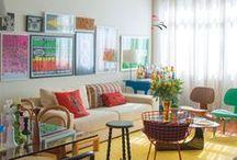 Decorar / Decoração da casa: ideias e detalhes