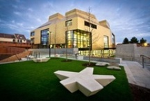 The Hive, Worcester / The first combined university and public library.  www.demcointeriors.co.uk
