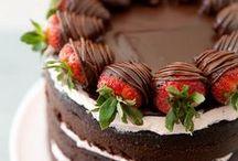 Sweet carvings: Desserts