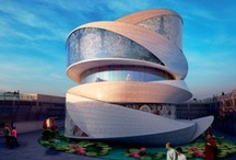 China#Projects / Projects and ideas of unbuilt architectures
