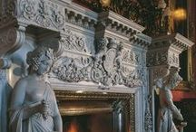 Fantabulous Fireplaces / by Lee Barber