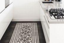 Kitchen / Delicate design ideas for my future kitchen.