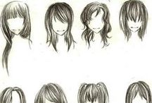 Drawing / Imagens of reference #draw #arte #love