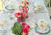 Classy as Fuck Table Settings / by Regina Ann Rodriguez