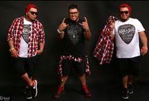 Moda Plus Size -Rocker e T.Shirt Kauê Man / Kauê Man verão 16