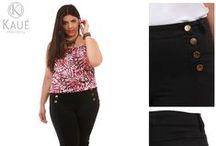 Plus Size Tendência: Dicas Calça e Shorts com Botões / #Calça e Short´s Plus Size#