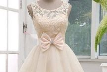 beautiful dresses / Gala
