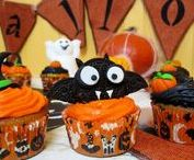 Halloween / Cupcakes, cakes and decor for Halloween