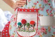 DIY sewing / Tot rust komen = fröbelen, naaien, genieten.  Zoveel plannen en zo weinig tijd...