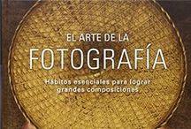 Libros de Fotografía / La mejor selección de libros y manuales para aprender fotografía.