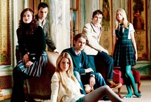 """xoxo, Gossip Girl (Style) / """"Fashion is the most powerful art there is. It's movement, design, and architecture all in one. It shows the world who we are and who we'd like to be."""" ~Blair Waldorf"""
