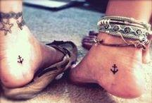 tasteful tattoos / tiny & tasteful