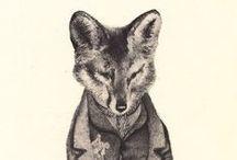 Styled Shoot // Fantastic Mr Fox