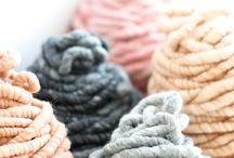 *knitting / knitting ideas and wool inspiration