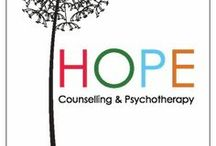 Hope Counselling and Psychotherapy Images