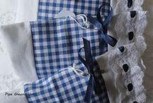 Lavande - Broderie / Lavande -Broderie  handmade