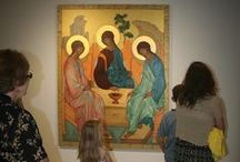 Gallery Talk on Sister Mary Charles by Peter Spooner, 6/29/14