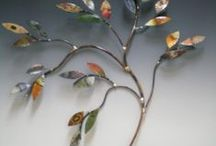Metal Work at Fall Northampton Show / Paradise City Arts Festival in Northampton will take place Columbus Day weekend: October 11-13, 2014. These metal designers will show off their beautiful work over the holiday weekend.