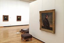 On Tour in Japan:   Six Jean-François Millet Artworks  from the Tweed Museum Collection