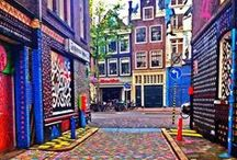*amsterdam / tips, ideas and inspiration for traveling amsterdam in the netherlands